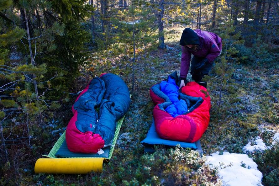 """8.5.2017 KAAKKURIJÄRVI, HAILUOTO. """"Vuoden aikana huomasin, kuinka vähän Suomessa on jäljellä vanhaa metsää. Luonto antoi minulle paljon, toivottavasti pystyn joskus antamaan jotain takaisin."""""""