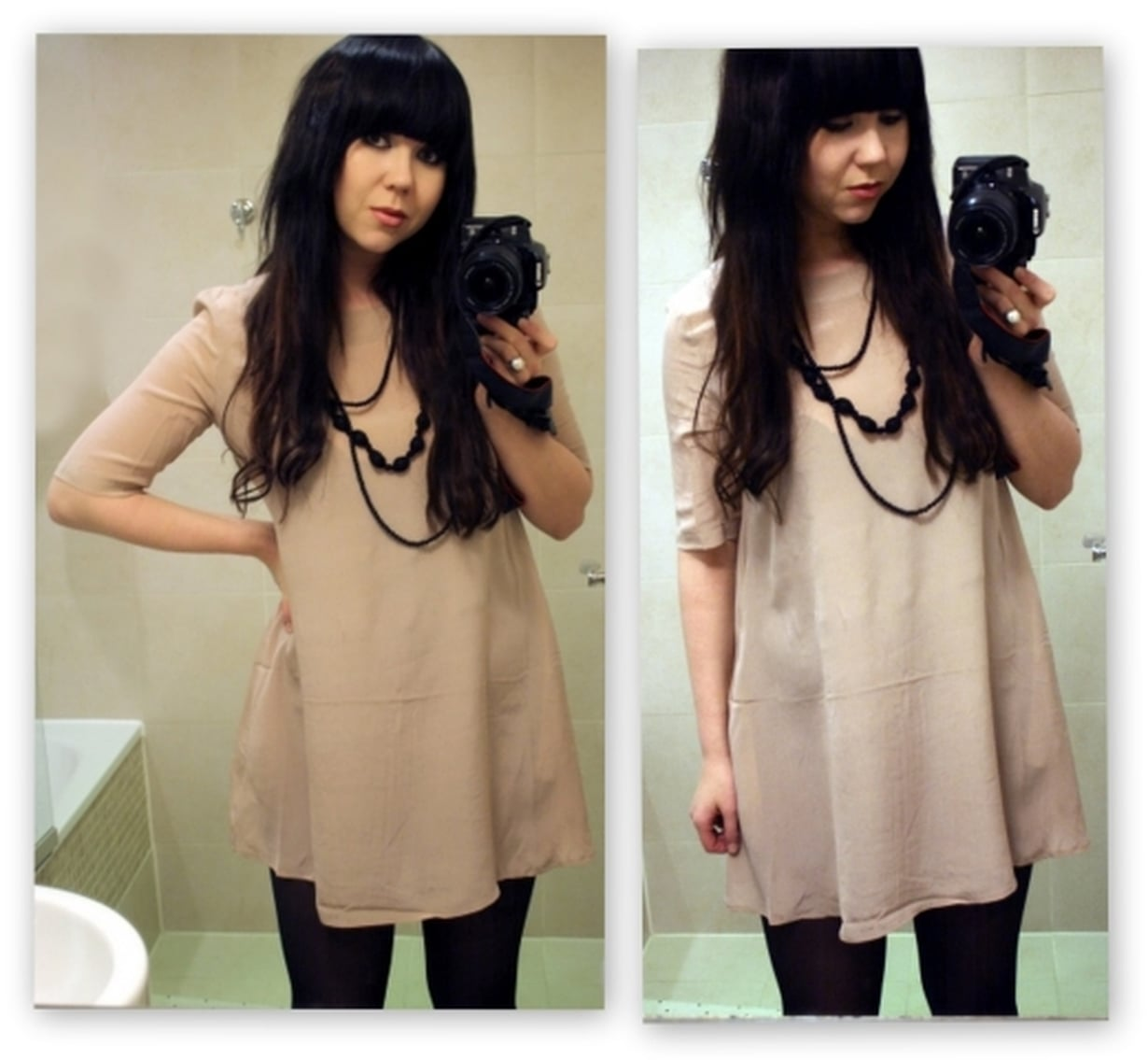 topshop silk dress
