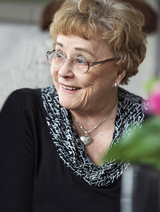 Liisa Selänne, 79,on työskennellyt muun muassa vanhainkodinjohtajana ja perhepäivähoitajana. Tunnustuksena vapaaehtoistyöstään hänet valittiin 2013 Kivenlahden Kaisaksi. Liisallaon kolme poikaa: Panu, 49, Paavo, 45, ja Teemu, 45.