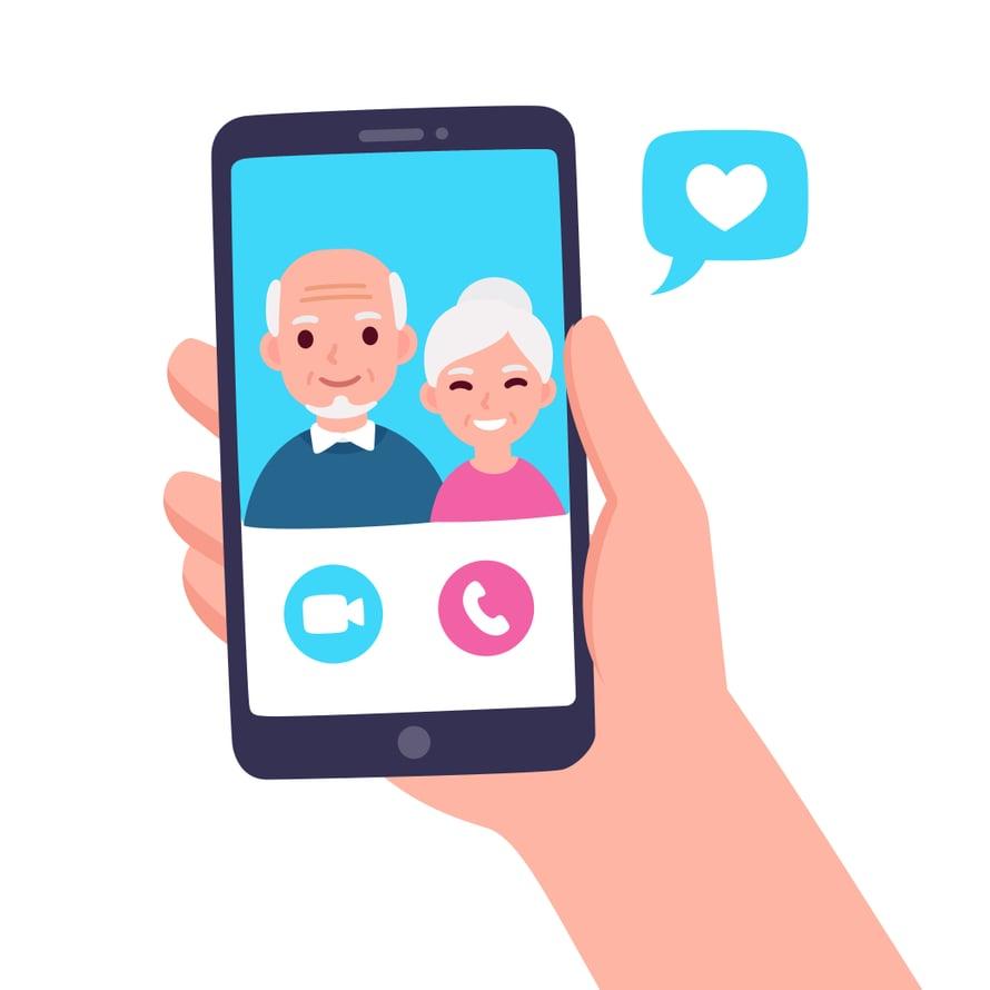 Onko aikuisen lapsen tehtävä suojella iäkkäitä vanhempia omilta murheiltaan?