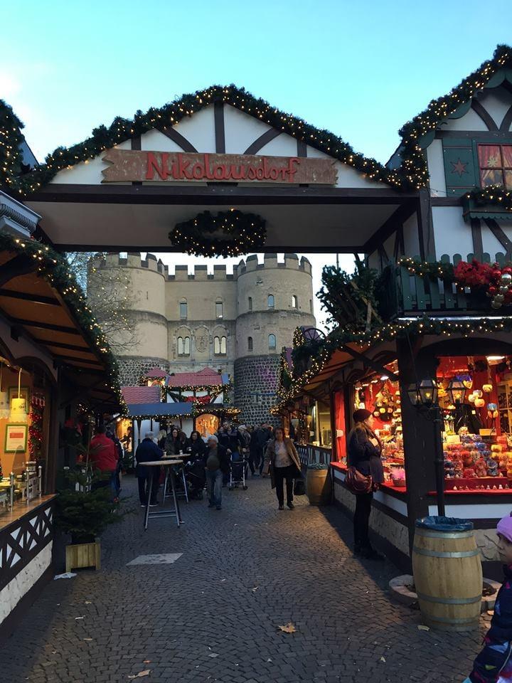 Rudolfplatsin Nikolausmarkkinat