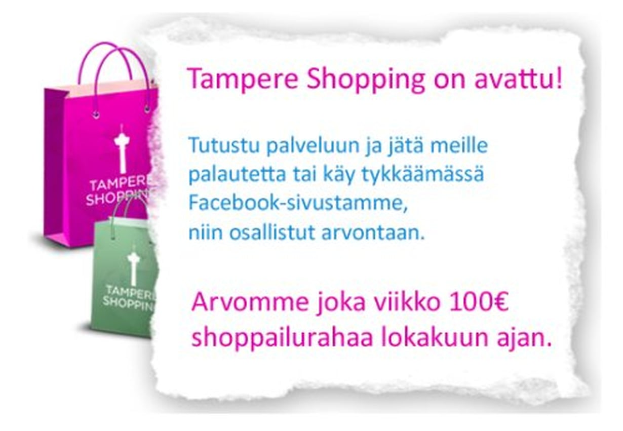 tampereshopping