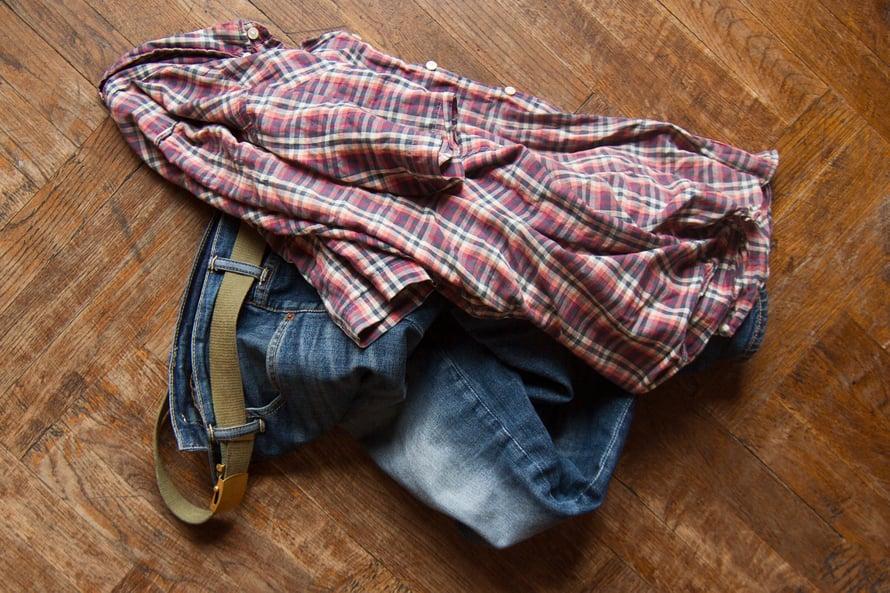 Vaatteita on turha pestä liikaa. Mutta liian vähänkin on huono juttu!