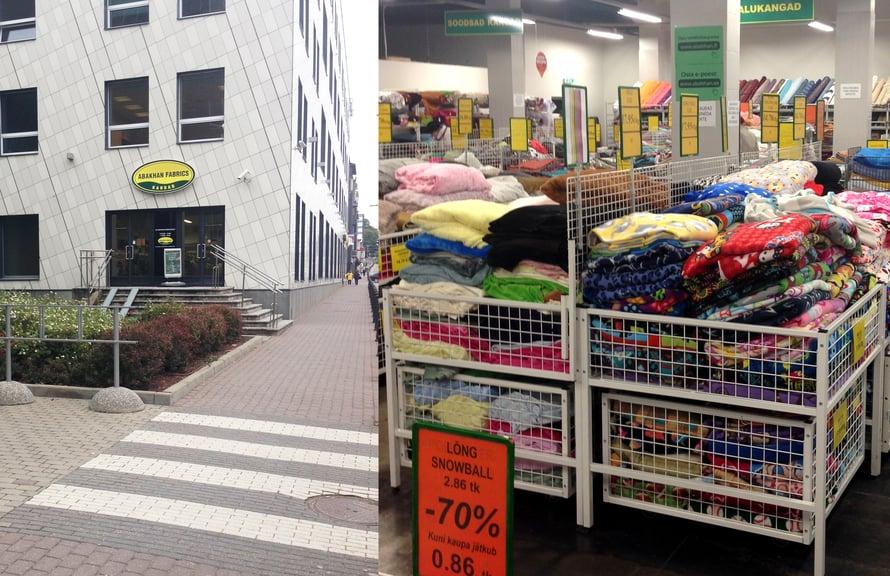 Tallinna Kangaskauppa