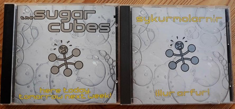 Sugarcubesien toinen CD-levy englanniksi ja islanniksi. Kts. myös kohta Islanti ja kohta CD-levyt.