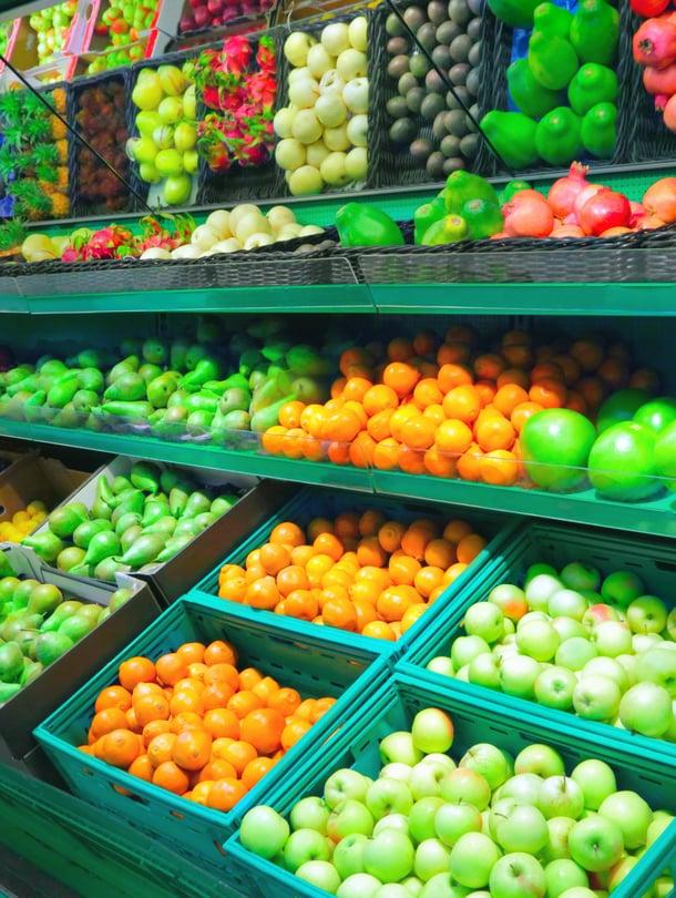 Puoli kiloa päivässä, mutta puhtaus on puoli ruokaa.