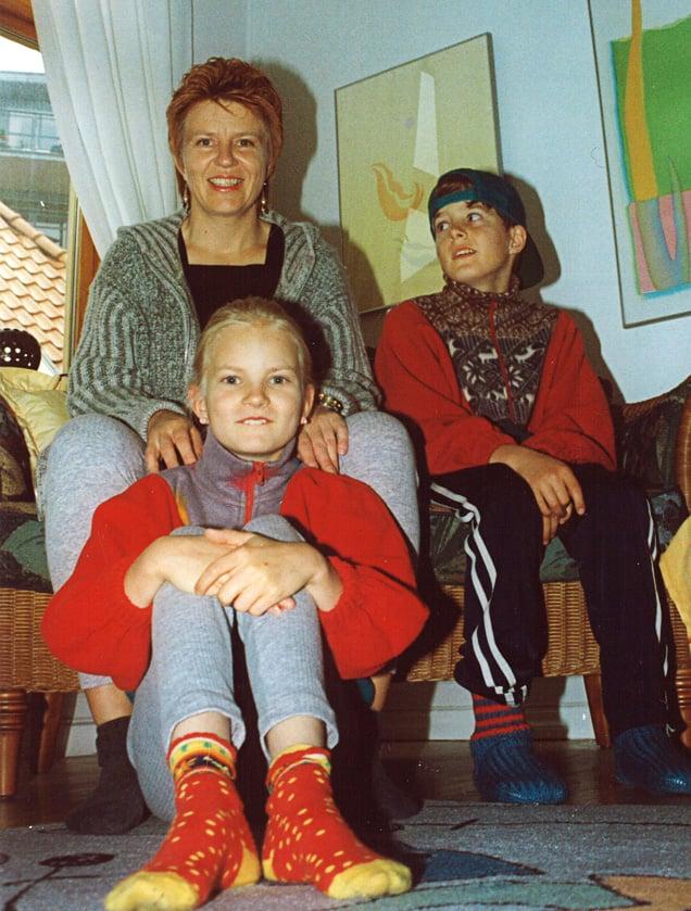 Kun lapset Tuuli ja Tuukka olivat pieniä, Tarja oli aivan yhtä avuton heidän seksuaalikasvatuksensa kanssa kuin kuka tahansa äiti.