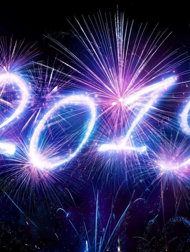 Hyvää uuttavuotta 2019!