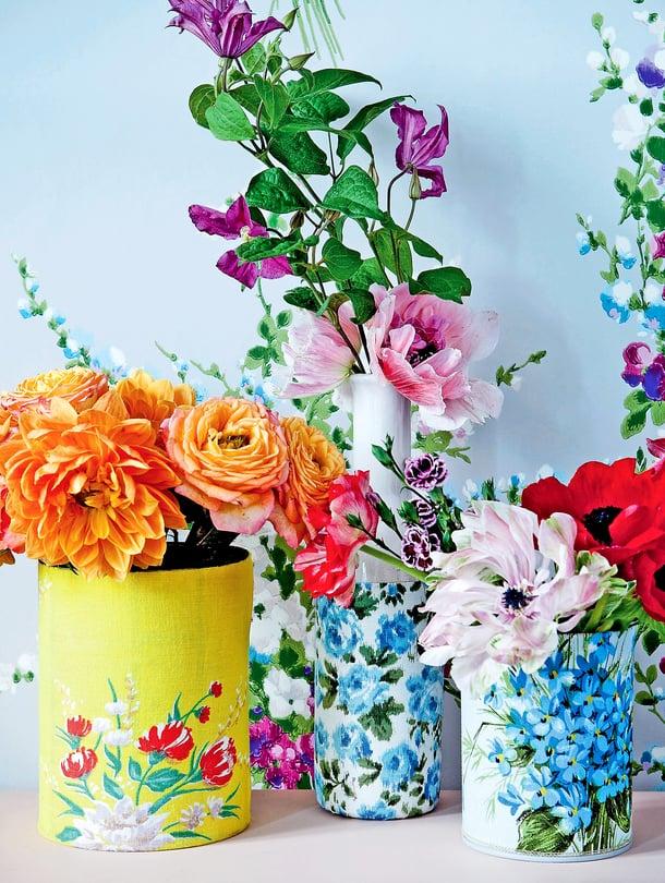 Muodikkain kukkakimppu on kuin mummon pyhämekko!