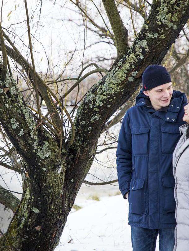 Esa ja Dan Holappa ovat asettuneet Ouluun. Dan viihtyy Suomessa, vaikka kaipaakin perhettään, joka asuu Kiinassa.