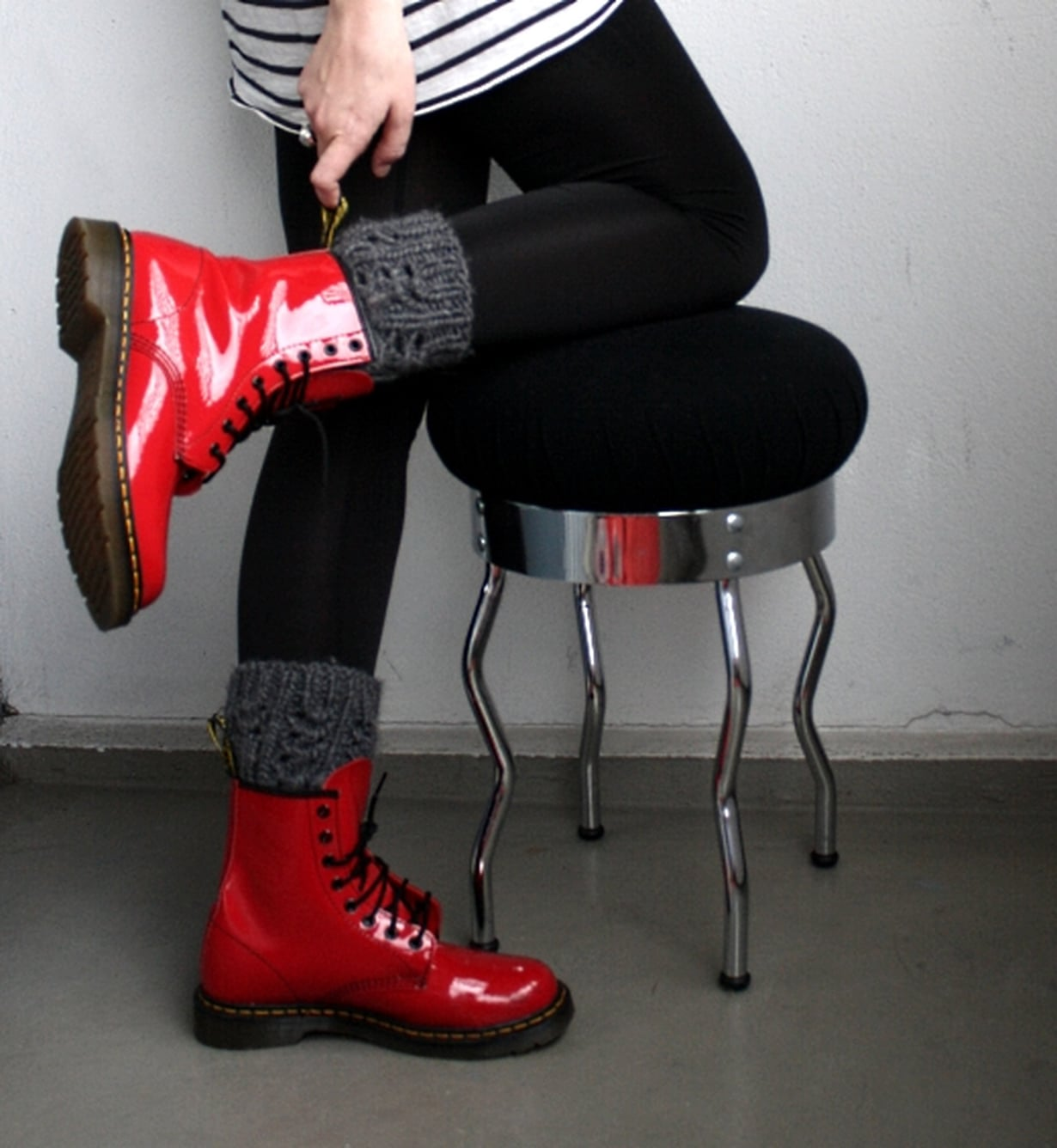 red martens