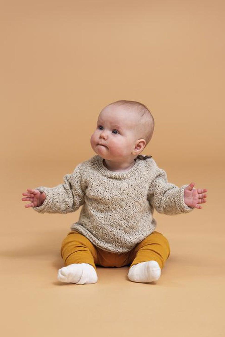33 Vauvan neulepusero
