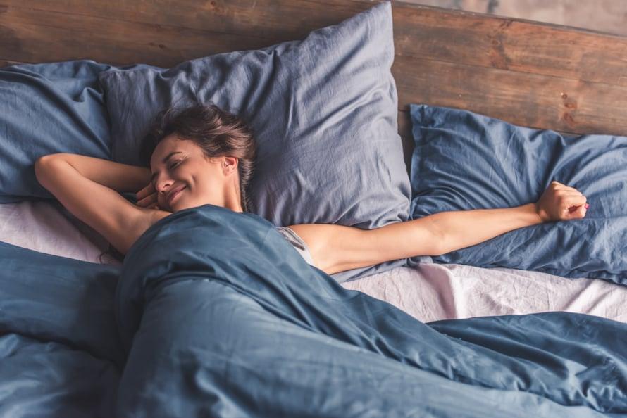 Aaaah, koko sänky on minun!