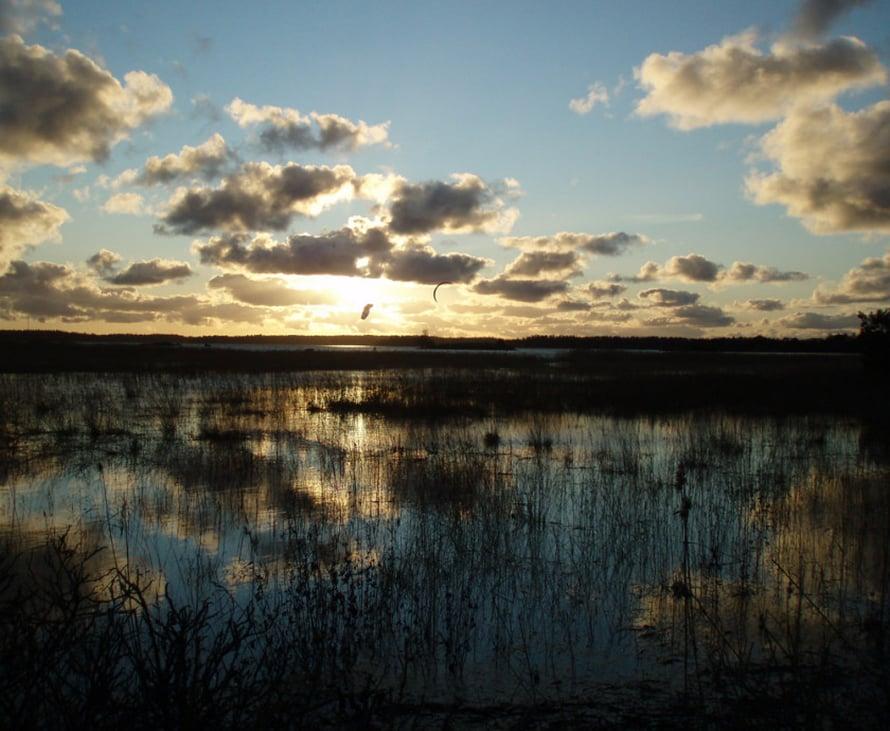 Rakkaimmat rannat ja upeimmat pilvet löytyvät Suomesta.