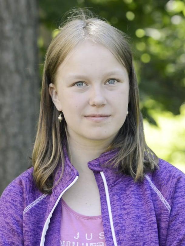 """""""Unelmakesä on se, kun saa nukkua pitkään. Ja tanssia. Tuntuu hyvältä, kun joku kehuu mun tanssimista"""", sanoo Kati, 12."""
