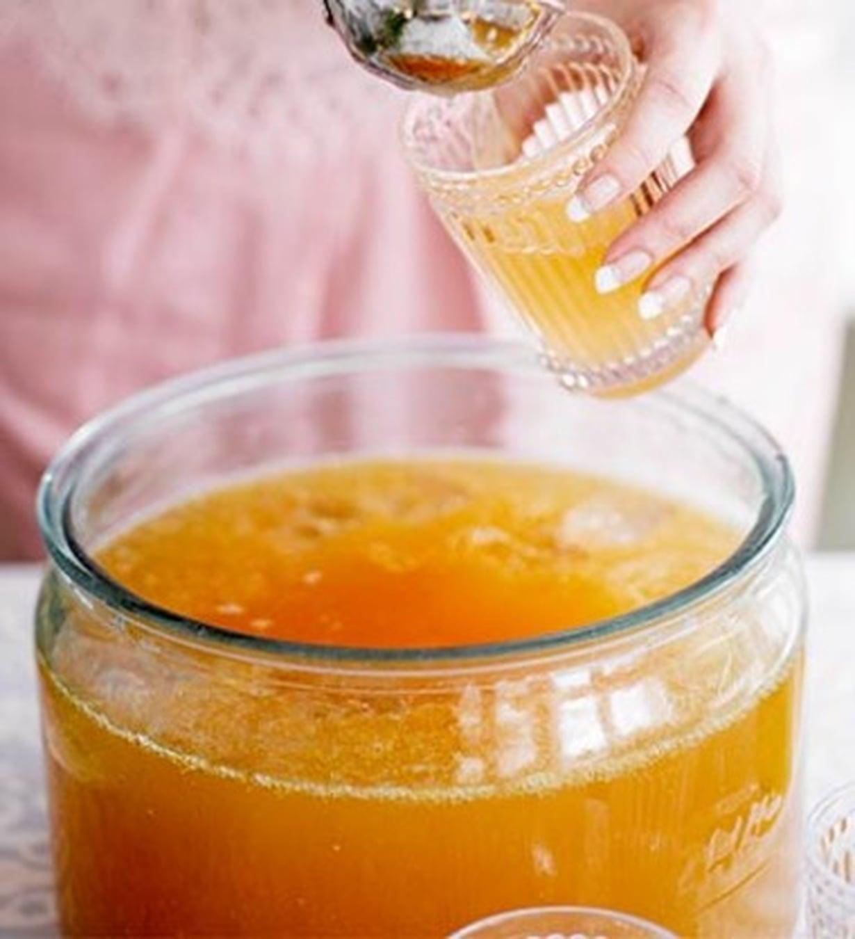 Greippibooli on kirpeä janonsammuttaja.