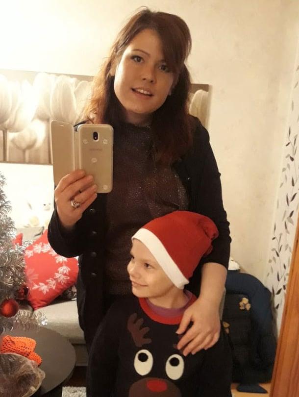 Noora Niinikorvelle joulussa tärkeintä on yhdessä olo perheen kesken.
