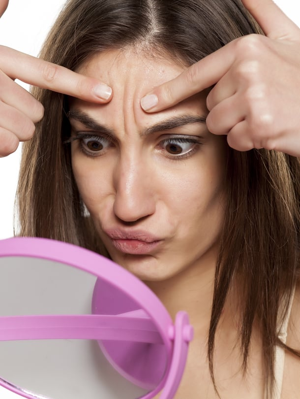 Tunnetko olevasi huolestuneen näköinen, vaikka et olisikaan? Tunne saattaa johtua sibeliusrypystä.