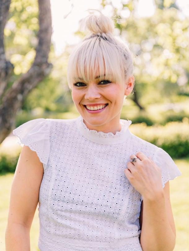 Laulaja Anna Puu on mukana syksyn Vain elämää -sarjassa.