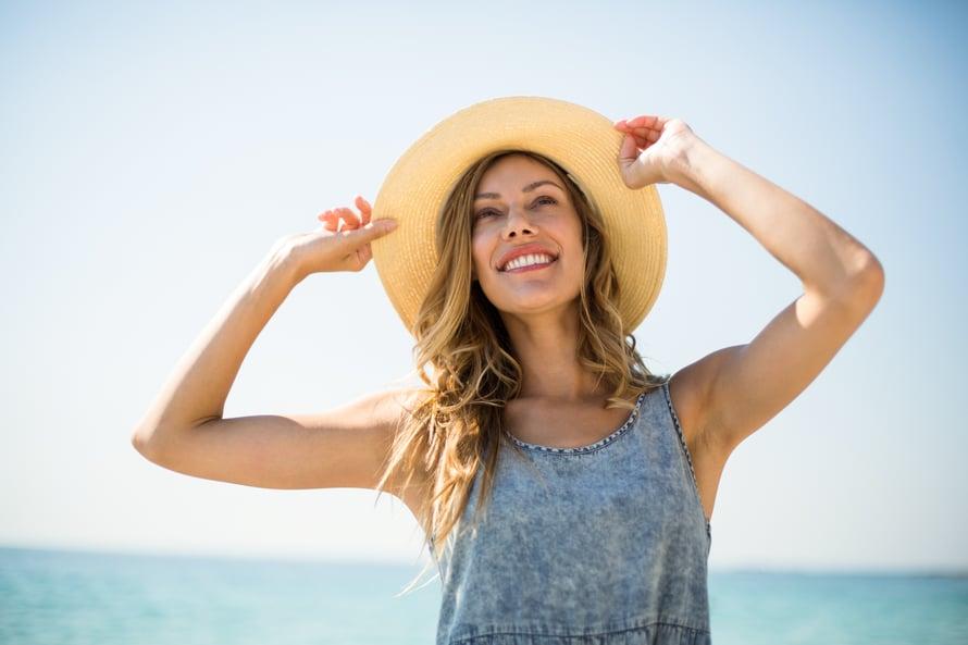 Pahin ryppyjen aiheuttaja on auringon UV-säteily.