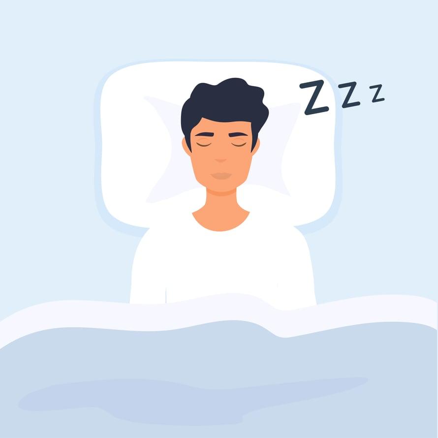 Onko uni parempaa, kun saa nukkua yksin?