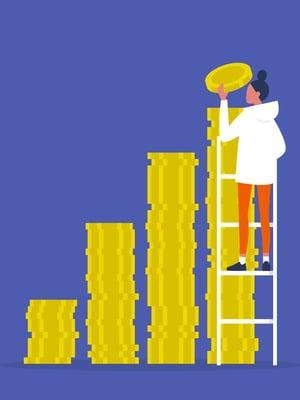 Onko sinulle jäänyt korona-aikana enemmän rahaa säästöön?