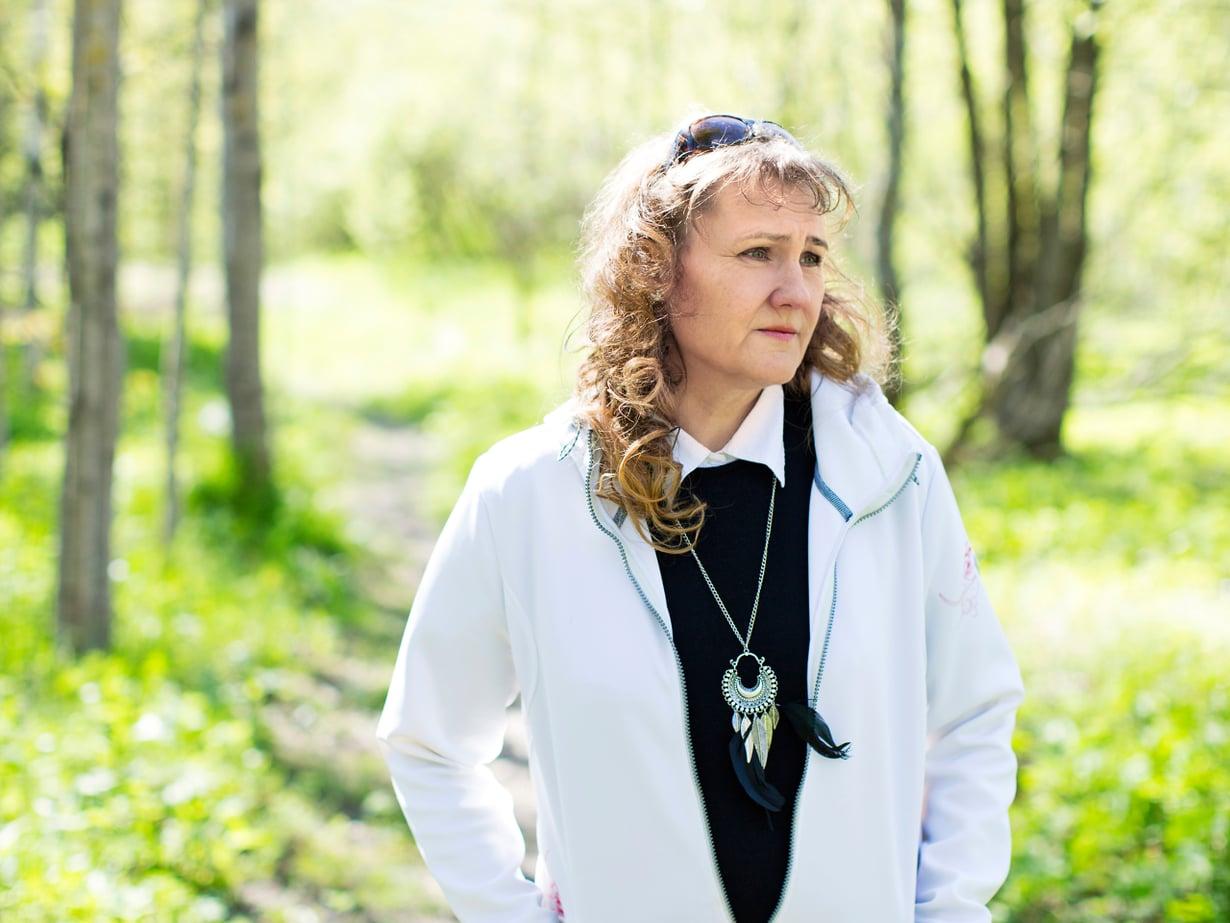 """""""Ilman kaikkia kokemuksiani ja rakkaita ihmisiäni en olisi se, joka nyt olen"""", Hanna Ollila sanoo."""