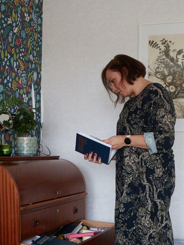 Anna Soudakova muutti vanhempiensa kanssa Leningradista Turkuun 8-vuotiaana.
