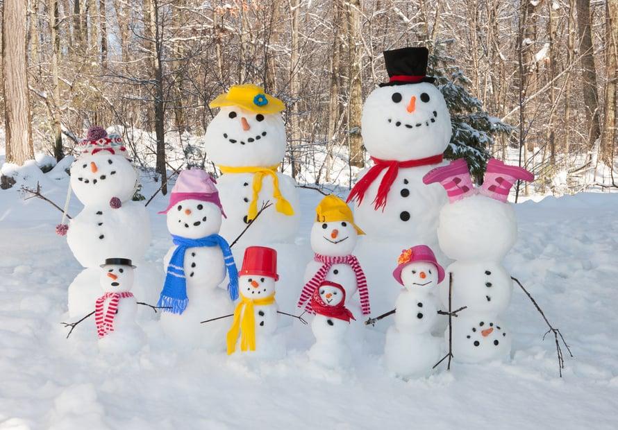 Koko suku koossa jouluna? Vaiko eikö sittenkään?