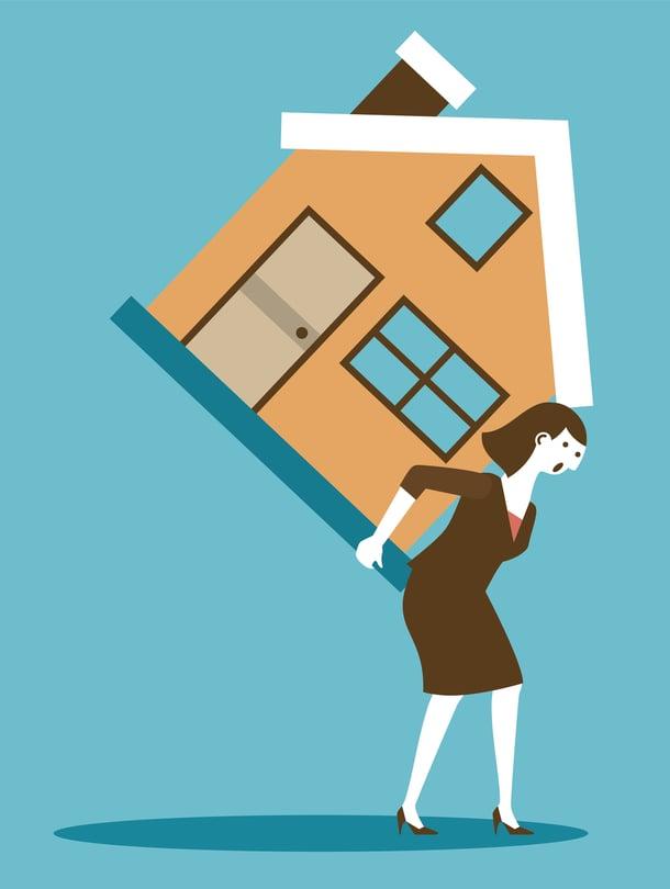 Huoli tulevasta vanhuuden kodista painaa monen mieltä.