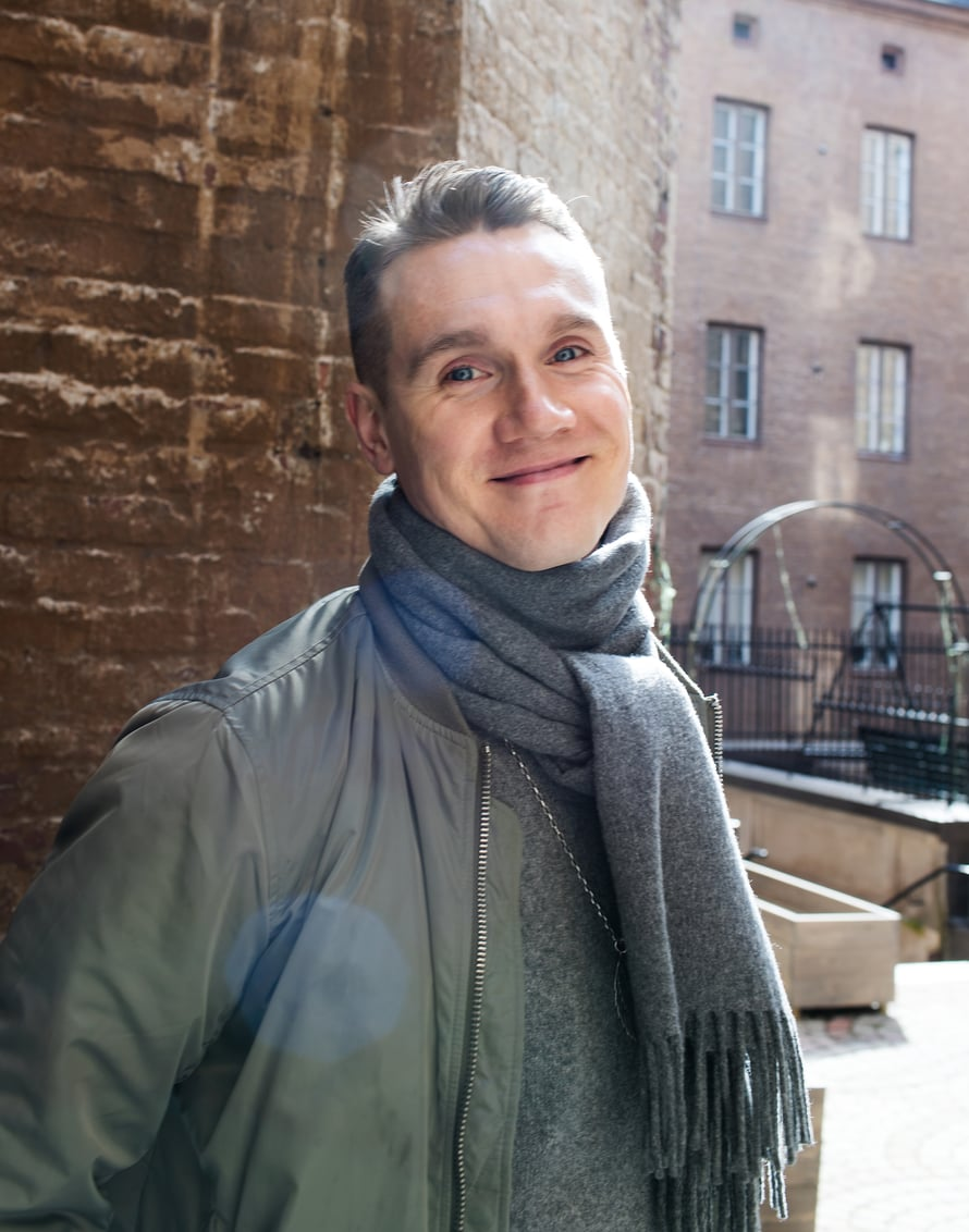 """""""Faija oli aina lämmin ja positiivinen. Toivon, että olen oppinut häneltä ihmisten kunnioittamista"""", Nikolai Babitzin sanoo."""