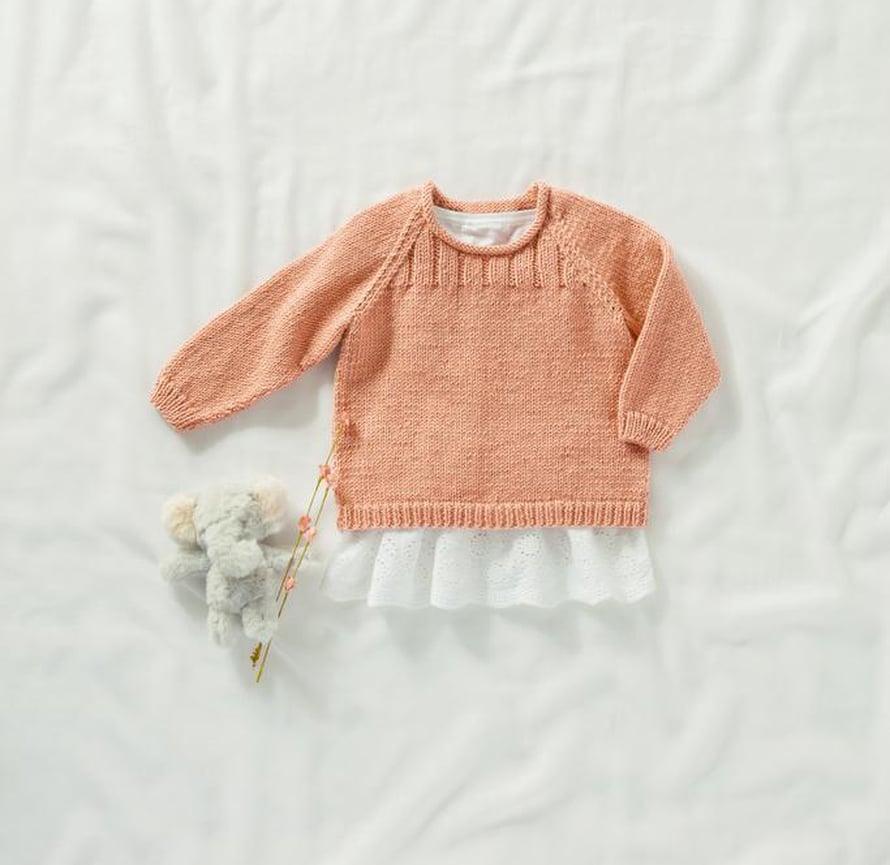 35 Vauvan neulepusero